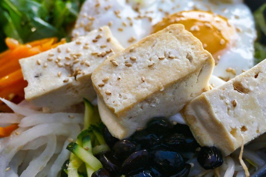 Cómo prensar el tofu